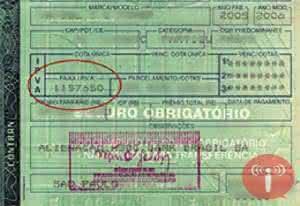 Licenciamento De Veiculos 2011